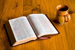 koffie en de bijbel